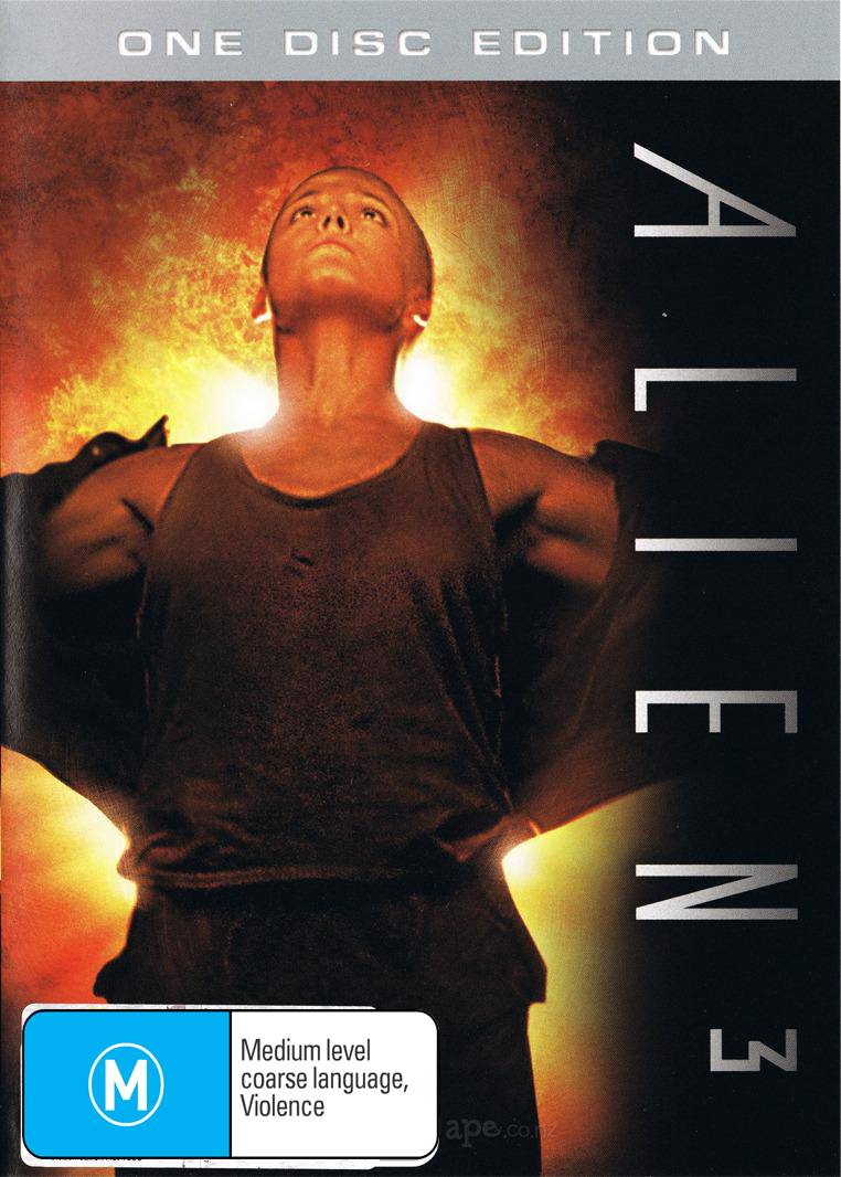 Alien 3 - One Disc Edition on DVD image