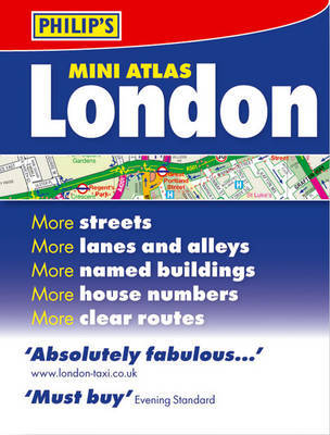 Philip's Mini Atlas London