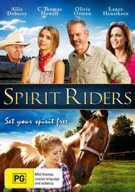 Spirit Riders on DVD