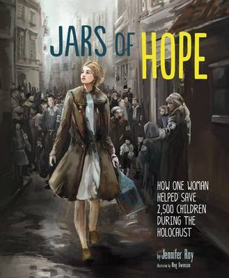 Jars of Hope by Jennifer Roy image
