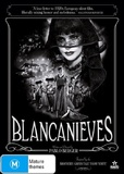 Blancanieves on DVD