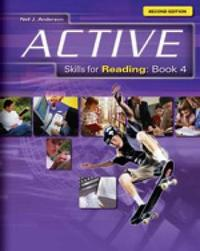 ACTIVE Skills for Reading 4 by Neil Anderson image