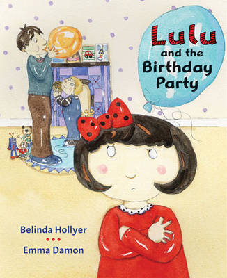 Lulu and the Birthday Party by Mary Rees image