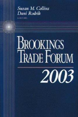 Brookings Trade Forum: 2003 image