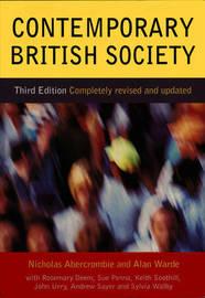 Contemporary British Society by Nicholas Abercrombie