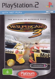 V8 Supercars 3 for PS2