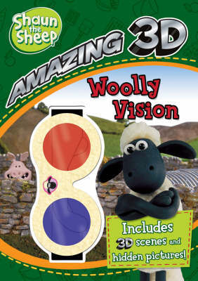 Shaun Amazing 3D Woolly Vision