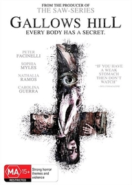 Gallows Hill on DVD