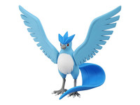 Pokemon: Moncolle EX Articuno - PVC Figure
