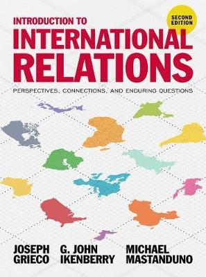 Introduction to International Relations by Joseph Grieco image