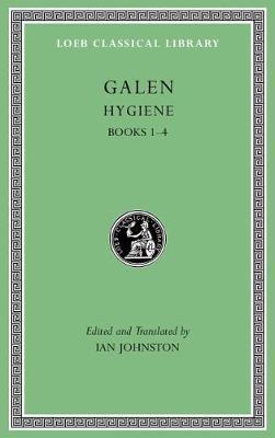 Hygiene, Volume I by Galen image