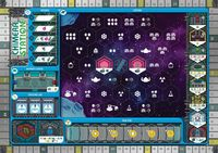 Chimera Station - Board Game