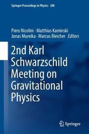 2nd Karl Schwarzschild Meeting on Gravitational Physics image