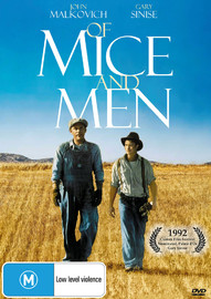 Of Mice And Men on DVD