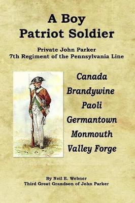 A Boy Patriot Soldier by Neil E. Webner