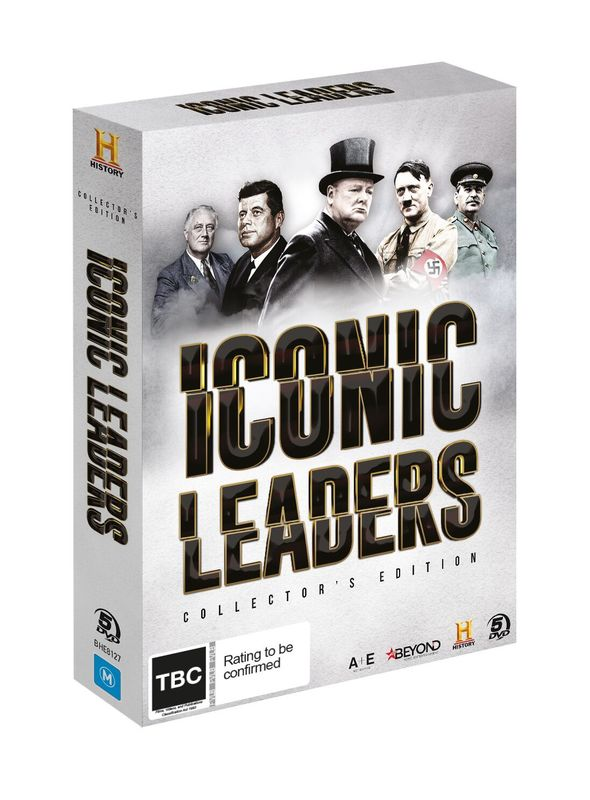 Iconic Leaders Collector's Edition on DVD