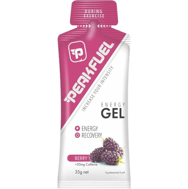 PeakFuel Energy Gel - Berry (35g)