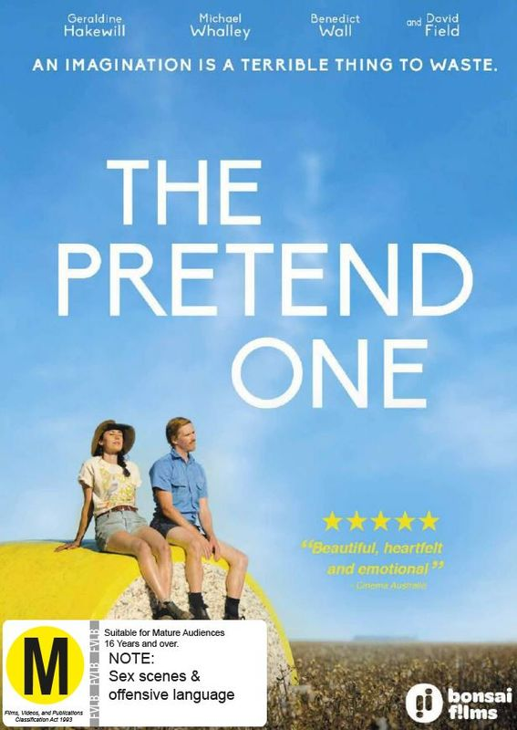 The Pretend One on DVD