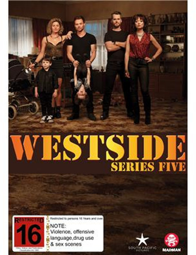 Westside - Series 5 on DVD