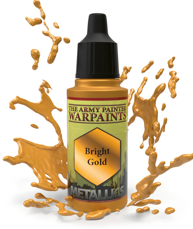 Army Painter: Warpaints - Bright Gold