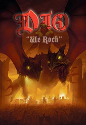 Dio: We Rock on DVD