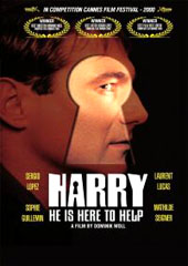 Harry He Is Here To Help on DVD