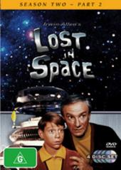 Lost In Space Season 2 Part 2 (4 Disc) on DVD