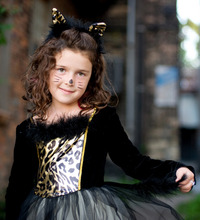 Pretenz Pretty Kitty Dress (Medium)