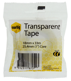 Marbig Office Tape 18mm x 33m