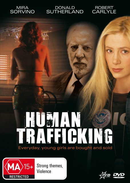 Human Trafficking on DVD image