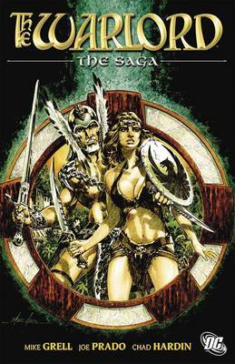 The Warlord by Mike Grell image