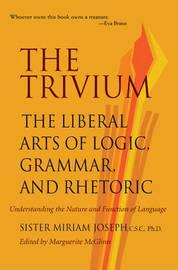 Trivium by Miriam Joseph