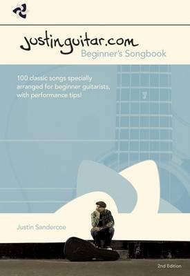 Justinguitar.com Beginner's Songbook by Music Sales