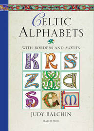 Celtic Alphabets by Judy Balchin image