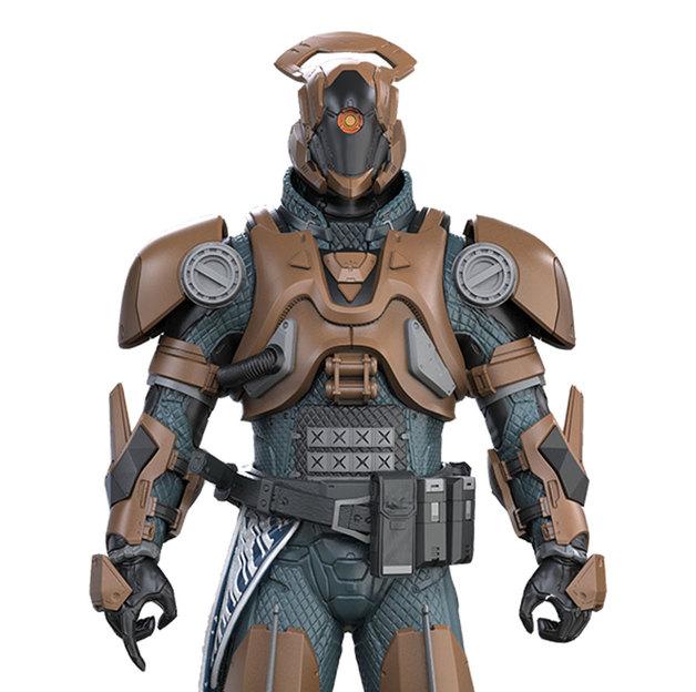 Destiny - Vault of Glass Titan Action Figure