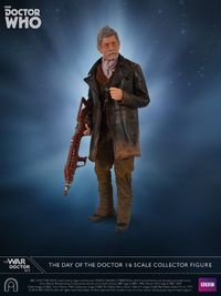 "Doctor Who - 12"" War Doctor Articulated Figure image"