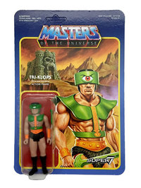 Masters of the Universe - Tri-Klops Retro Action Figure