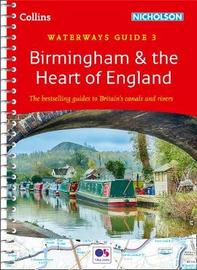 Birmingham & the Heart of England by Collins Maps