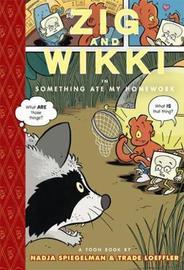 Zig And Wikki In 'something Ate My Homework' by Nadja Spiegelman image
