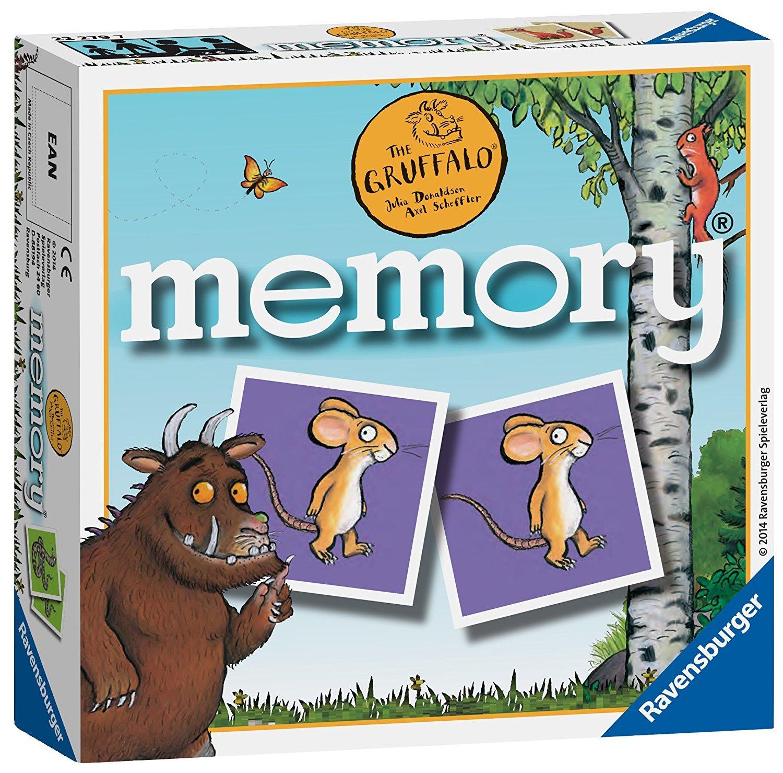 Gruffalo Memory Game image