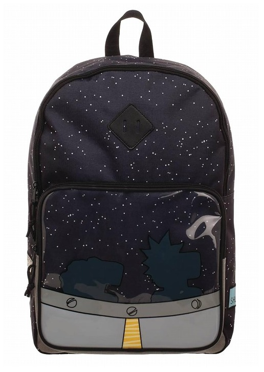 Rick and Morty - Ship Backpack