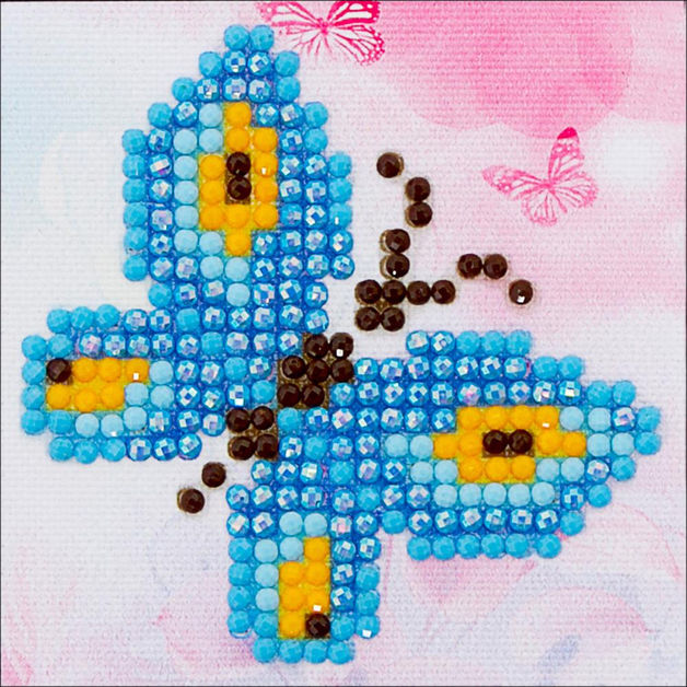 Diamond Dotz: Facet Art Kit - Butterfly Sparkle