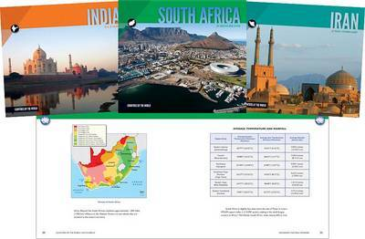Countries of the World by Abdo Publishing Company image