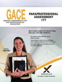 Gace Paraprofessional Assessment 177 by Sharon Wynne image