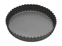 MasterClass: Non-Stick Loose Base Round Quiche Pan (25cm)