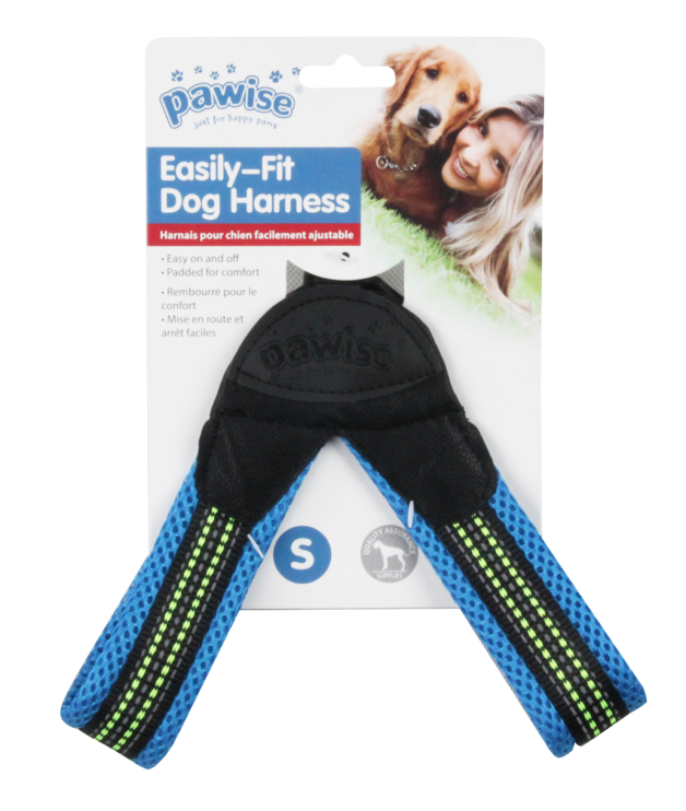 Pawise - Easily-Fit Dog Harness - Small