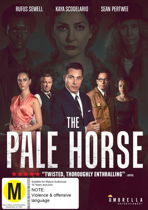 Agatha Christie's Pale Horse on DVD