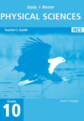 Study and Master Physical Science Grade 10 Teacher's Guide by Karin H. Kelder image