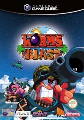 Worms Blast for GameCube