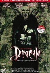 Bram Stoker's Dracula on DVD